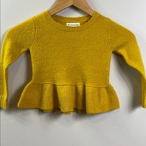 Tucker +Tate peplum sweater